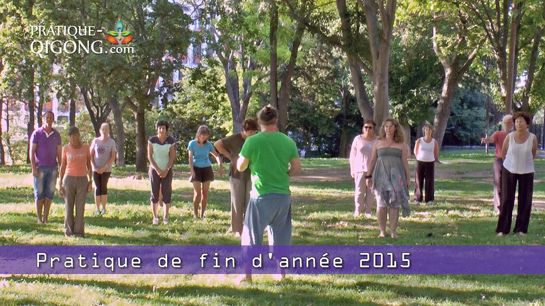 Pratique de Fin d'Année 2015